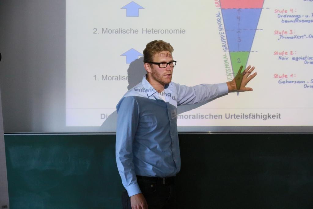 Vortrag Leuphana Universität Lüneburg